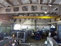 Аренда помещения с кран-балкой под производство, склад 338 кв.м. Старая Купавна, Горьковское ш., 15 км от МКАД.