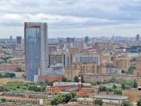 Аренда офиса в БЦ «МонАрх» Ленинградский проспект, офис класса А+, площадь 350-1300 кв.м.