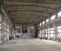 Аренда производства с кран-балкой Горьковское шоссе, 42 км от МКАД, Электросталь. 2331 кв.м.