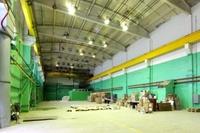 Аренда склада с кран-балкой на ТТК, Авиамоторная м. 1652,8 кв.м.