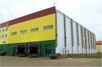 Аренда нового склада в Подольске, Варшавское шоссе, 15 км от МКАД. 1300 кв.м.