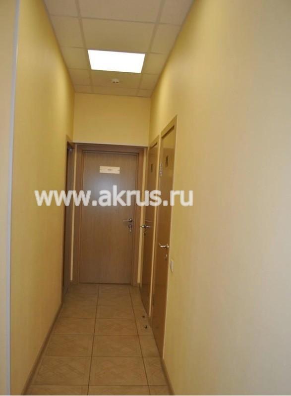 Аренда офиса электрозаводская офисные помещения Гаражная улица