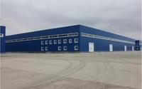 Аренда здания под склад, производство Каширское шоссе, Ступино, 80 км от МКАД. Площадь 10585 кв.м.