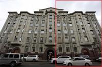 Продажа части здания под офис, представительство в центре Москвы Б.Полянка ул, Добрынинская м. 2423 кв.м.