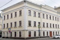 Продажа  особняка в Центре Кропоткинская м., Большой Левшинский переулок. 1497 кв.м.