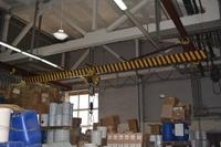 Аренда помещения 200 кв.м с кран-балкой под производство, склад в Нахабино,