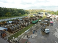 Аренда открытой площадки под металлобазу в Москве вблизи МКАД, Аннино м. 2000 кв.м.