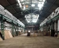 Аренда производства с кран-балкой в Москве, Пл.Ильича м. 960 кв.м.