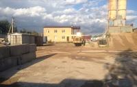 Аренда открытой площадки 5000 кв.м под производство бетона в Голицыно,
