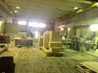 Аренда помещения с кран-балкой под склад, производство  Авиамоторная м. 650 кв.м.