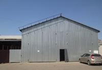 Аренда теплого склада Новорязанское шоссе,  4 км от МКАД, Люберцы. 900 кв.м.