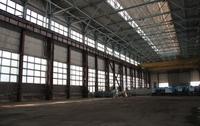 Аренда производства, склада с краном 30 тн, Новорязанское шоссе, 14км от МКАД. Тураевское шоссе. 1000-2000 кв.м.