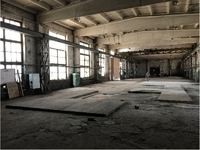 Аренда производства, склада с кран-балкой Лыткарино, Новорязанское шоссе, 12 км от МКАД. 900 кв.м.