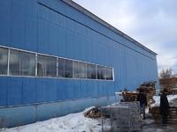 Аренда здания склада Новорязанское шоссе,  7 км от МКАД, Томилино. 2000 кв.м.