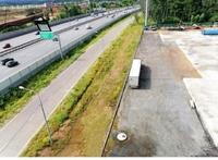 Аренда открытой площадки Новорижское шоссе, 10 км от МКАД. 300 кв.м.