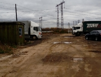 Аренда открытой площадки Мытищи, Осташковское ш., 12 км от МКАД. 1000 - 20000 кв.м.