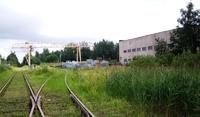 Продажа склада, производства с ж/д веткой Новорижское шоссе, 120 км от МКАД. Площадь 1850 кв.м.