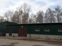 Аренда склада и открытой площадки Новорязанское или Каширское шоссе, 25 км от МКАД, Островцы. 690-770 кв.м, площадки до 3000 кв.м.