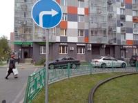 Аренда помещения под магазин, аптеку, кафе в Митино, ЖК Life-Митинский. 164,2 кв.м.
