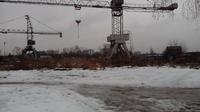 Продажа / Аренда открытых площадок с ж/д веткой Новорязанское шоссе, 7 км от МКАД, Котельники.