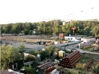 Аренда открытой площадки Новорязанское шоссе, 7 км от МКАД. 6500-36500 кв.м.