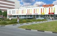 Продажа арендного бизнеса: торговый центр с сетевыми арендаторами. Кузьминки, Волжская м. 4870 кв.м.