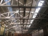 Аренда склада производства с кран-балкой в Подольске, Варшавское шоссе, 16 км от МКАД. 650 кв.м.