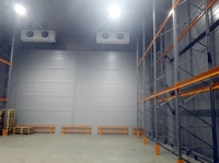 Аренда холодильной камеры Егорьевское, Новорязанское, Рязанское шоссе, 20 км от МКАД. 756-1512 кв.м.