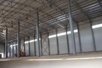 Продажа склада, производства в Чехове, Симферопольское ш., 50 км от МКАД.  4360 кв.м. Участок 0,8 Га.