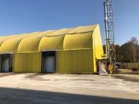 Аренда теплого склада Подольск, Варшавское шоссе, 30 км от МКАД. 4100 кв.м.