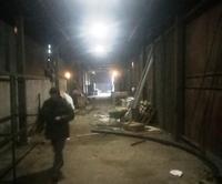Аренда холодного склада с кран-балкой ЮАО, Царицыно метро. 250 кв.м.