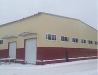 Аренда теплого склада с ж/д веткой Новорязанское шоссе, 9 км от МКАД. 1400 кв.м.