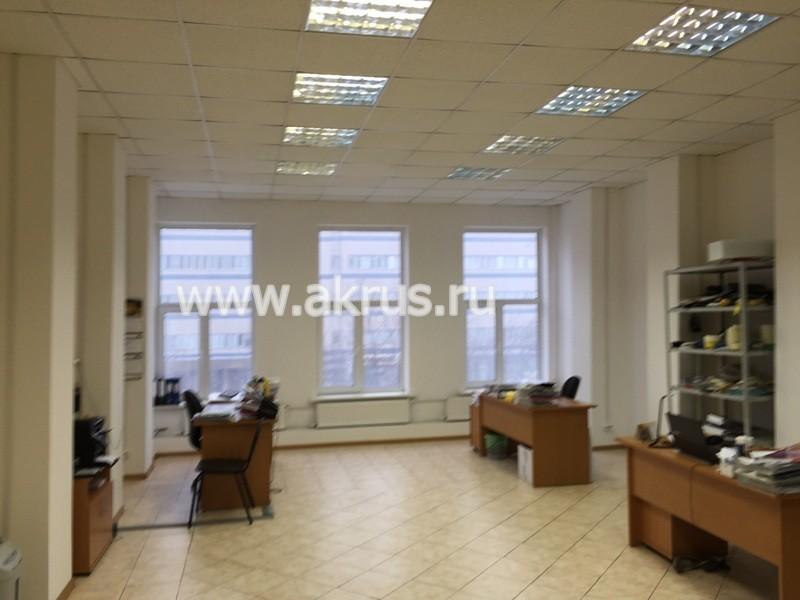 Аренда офиса на бауманской с фото офисные помещения под ключ Новодевичий проезд
