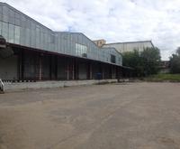 Аренда теплого склада с пандусом в ЗАО, Рябиновая улица. Площадь 1300 кв.м.