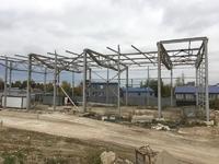 Продажа склада, производства Одинцово, Минское шоссе, 10 км от МКАД. Недострой, расчетная площадь 1 032 кв.м.