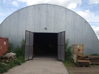 Аренда помещения с кран-балкой под склад, производство Новорижское шоссе, 31 км от МКАД. 450 кв.м.