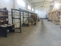 Аренда теплого склада Саларьево, Киевское шоссе, 2 км от МКАД. 1500 кв.м.