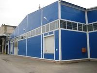Аренда теплого склада производства на Дмитровском шоссе, 40 км от МКАД, Деденево. 900 - 2700 кв.м.