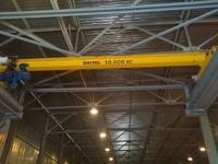 Аренда холодного склада с кран-балкой 10т, Рязанское шоссе, 15 км от МКАД. 200-1000 кв.м.