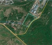 Продажа земли с ж/д веткой и ГПЗУ Ленинградское шоссе, 70 км от МКАД. 1,17 Га.