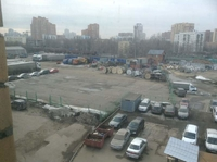 Аренда склада, открытой площадки с краном ЮВАО, Кузьминки. Склад 240 и 380 кв.м, площадка 500 кв.м.