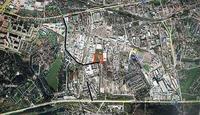 Продажа земли под строительство склада, участок пром назначения 1.2 га Одинцово, Можайское шоссе, 11 км от МКАД.