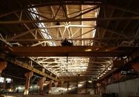 Аренда склада, производства с кран-балкой Каширское шоссе, 5 км от МКАД, Видное. 1500 кв.м