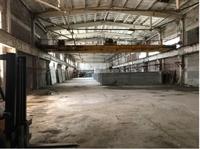 Аренда производства, склада с кран-балкой 7 тн Лыткарино, Новорязанское шоссе, 12 км от МКАД. 1400 кв.м.