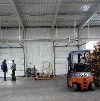 Аренда  производства, склада Мытищи, Ярославское шоссе,  9 км от МКАД. 1435 кв.м.