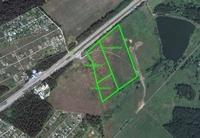 Продажа участка под строительство склада, автотехцентра Ногинск, Горьковское шоссе, 40 км от МКАД. 9,2 Га.