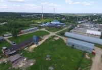 Продажа земельного участка 2,52 ГА со строениями 1650 кв.м под производство мебели,  производство-склад, торговлю, сферу услуг. Новорижское шоссе, 63 км от МКАД.