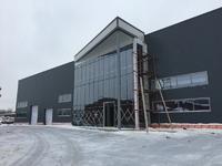 Аренда здания под склад, производство и офис Мосрентген, Калужское шоссе, 1 км от МКАД. 1890 кв.м.