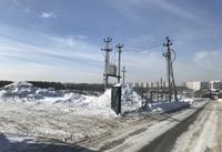 Продажа земли под строительство склада, производства Каширское шоссе,  8 км от МКАД. 2.4 Га.
