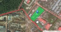 Продажа земли под строительство склада Балашиха, Горьковское шоссе, 1 км от МКАД. 0,41 Га.